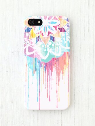 t-shirt dreamcatcher iphone case iphone 5 case free people