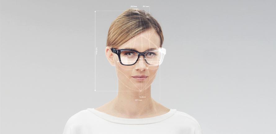 Designer glasses & sunglasses, video try
