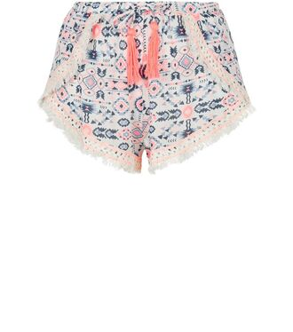 shorts boho