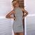 Grey Turtleneck Luxe Dress – Dream Closet Couture