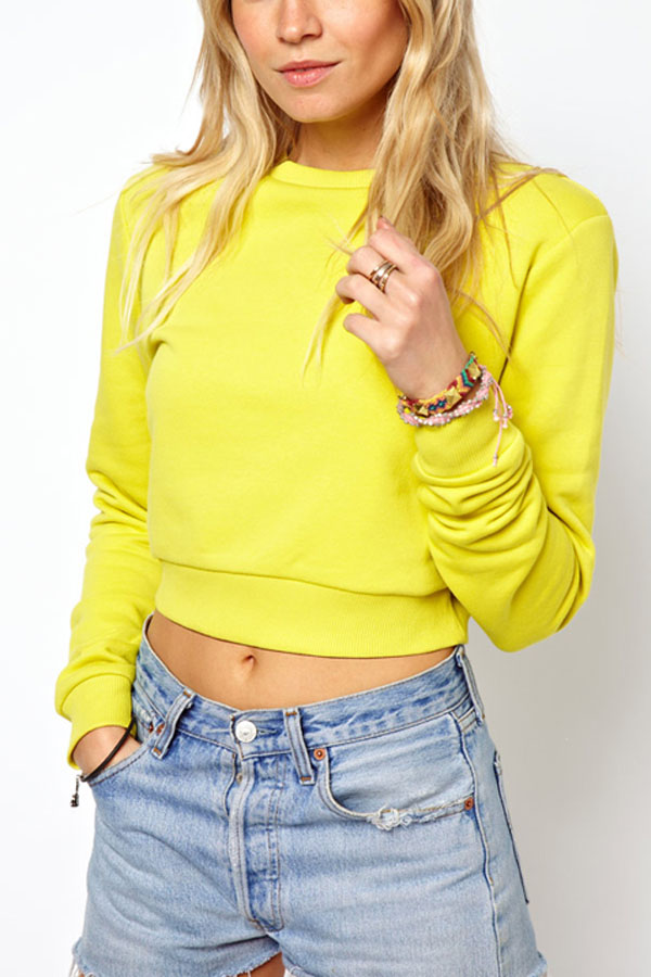 Shop the latest collection of crop tops at Planet Blue. Get free day shipping and easy returns.