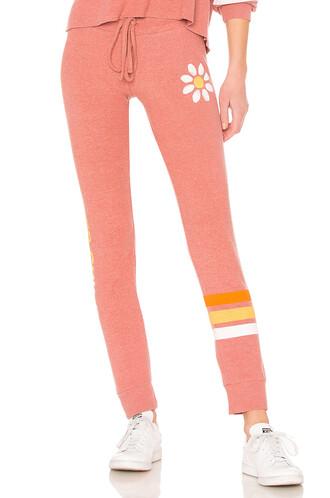 classic rose pants