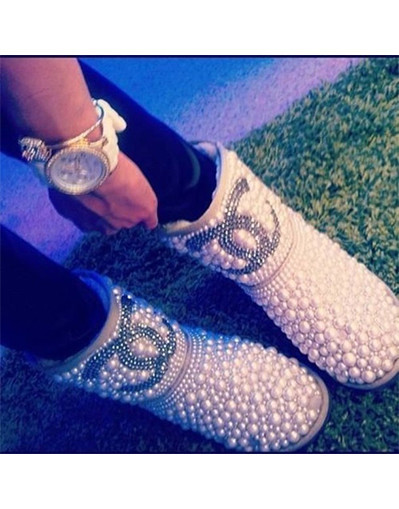 Fashion cc snowboots chanel ugg style