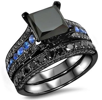 jewels ring wedding dress black dress engagement ring knuckle ring