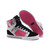 Women Supra Chad Muska Skytop High Tops with Silver and Black