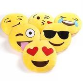 bag,home accessory,emoj,pillow,emoji pillow