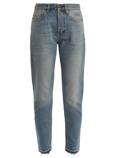 Saint Laurent jeans denim
