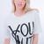 YSL You Slut Print Tee Tshirt (2 colors available) – Glamzelle
