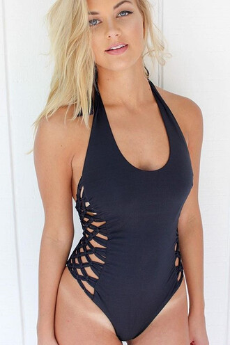 swimwear 2016 frankies bikini bikini delivery black cheeky one piece bikiniluxe