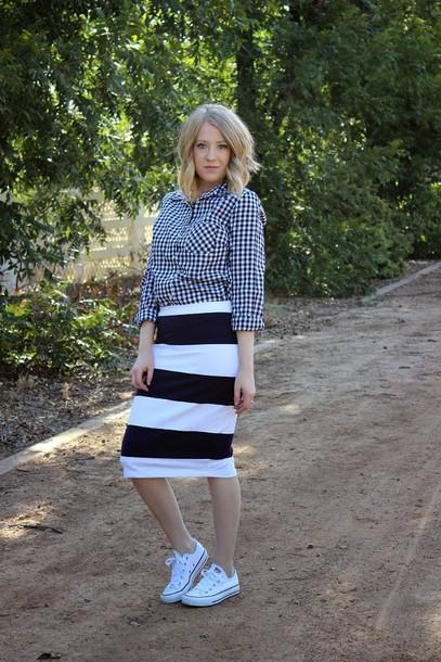 fashion flirtation top skirt shoes