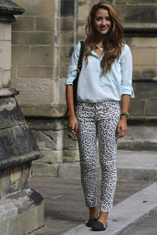 pants,leopard print,printed pants