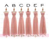 dress,long bridesmaid dress,prom dress bridesmaid,blush bridesmaid dress,chiffon bridesmaid dress,convertible dress bridesmaid,wedding dress sleeve bridal,bridal dresses,prom dress