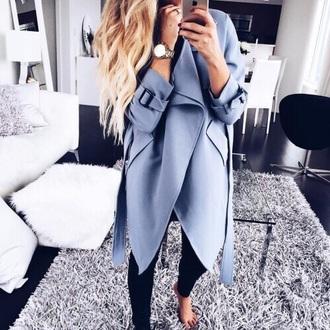 coat jacket summer jacket summer coat grey jacket grey summer fashion blog outfit winter outfits
