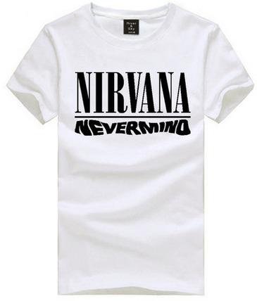 Grade A rock tee shirt Lithium Smells Like Teen Spirit tshirt NIRVANA Nevermind printed t shirt short sleeve t shirt Grunge-in T-Shirts from Men's Clothing & Accessories on Aliexpress.com | Alibaba Group