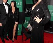 dress,sequin dress,wrap dress,diane von furstenberg,kourtney kardashian,long sleeve dress