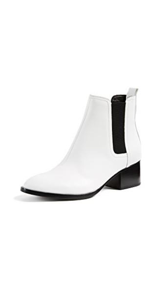 Rag & Bone booties white shoes