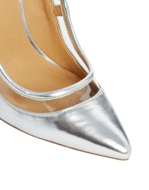 ASOS | ASOS PLAYBACK Pointed High Heels at ASOS