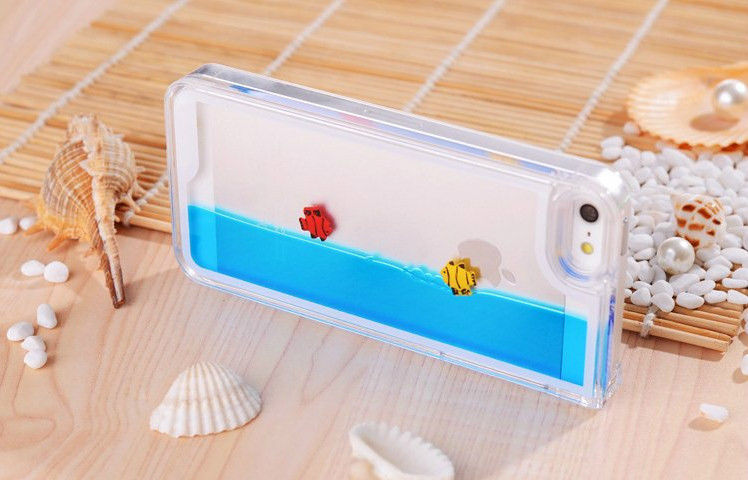 Swimming Fishes Hard Case Cover for iPhone 5 5S | eBay