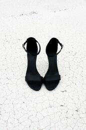 high heels,sandals,black sandals,elegant,minimalist shoes,black shoes,black,minimalist,ankle strap heels,ankle strap,shoes,heels,black heels,high heel sandals