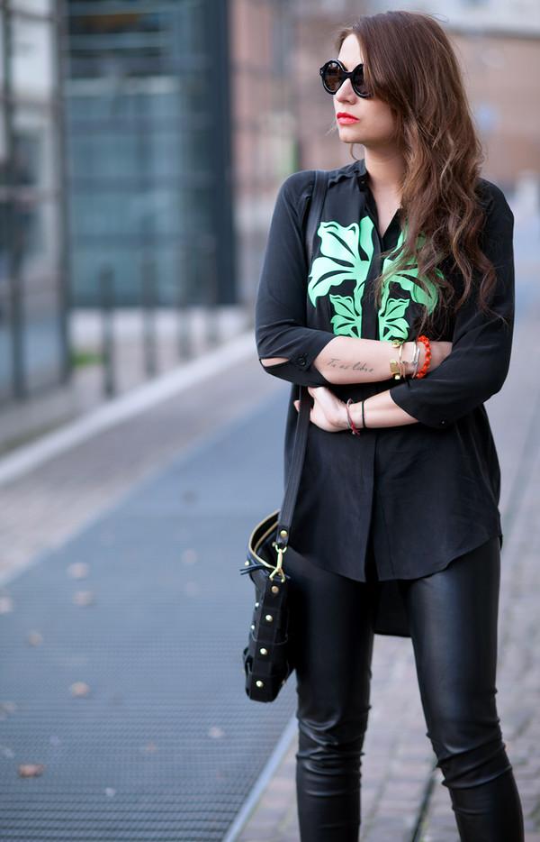 the fashion fruit jewels jacket shirt shoes