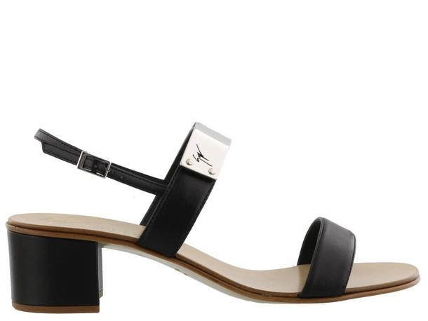 Giuseppe Zanotti black shoes