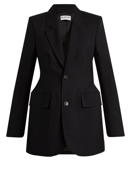 Balenciaga jacket black