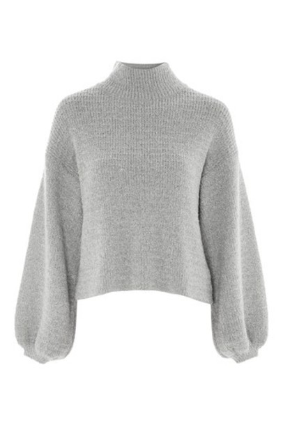 Topshop jumper grey sweater