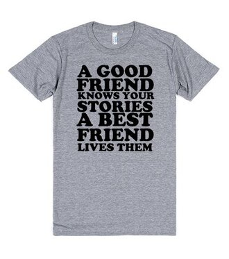 t-shirt shirt bff besties funny humorous