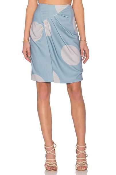 TY-LR skirt blue