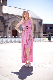 cocorosa,blogger,dress,shoes,bag,sunglasses,jewels