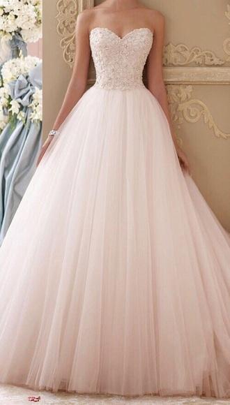 dress glitter flowers white peace prom wedding dress pretty