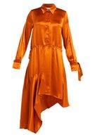 KALEVA - Shirt dress - orange @ Zalando.co.uk 🛒