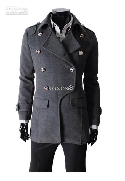 coat menswear