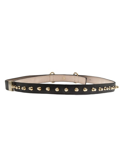 By Malene Birger Stud Belt - Grethen House - Farfetch.com