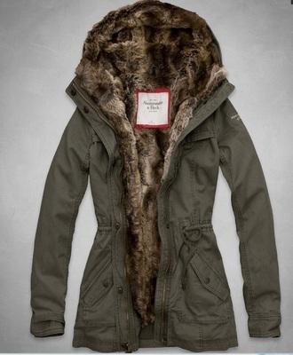 jacket abercrombie & fitch a&f