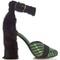 Fata reptile-effect leather sandals | salvatore ferragamo | matchesfashion.com us