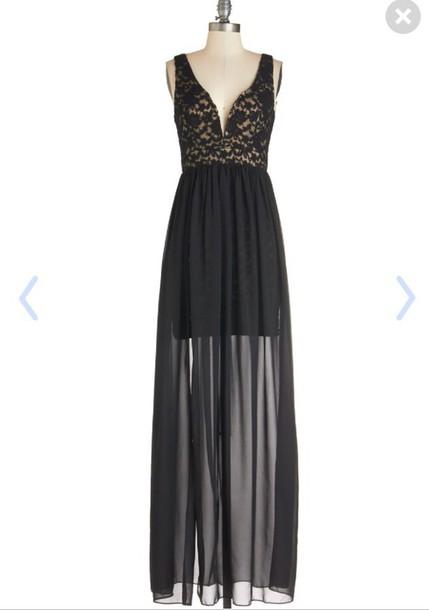 dress dress lace maxi formal prom