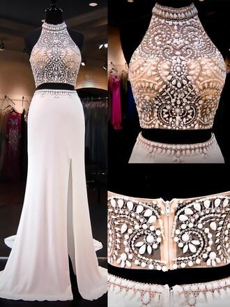 dress two piece dress set prom elegant fashion style trendy beautiful dressofgirl girl gold