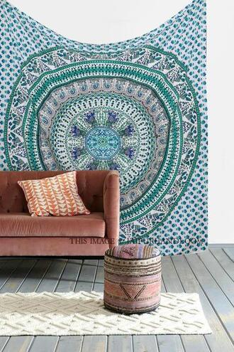 home accessory hippie tapestries mandala tapestry queen cotton bed cover mandala beach blanket mandala beach throw large wall decor tapestries dorm decor wall hanging sofa cover beach throw table cloth table runner boho tapestry