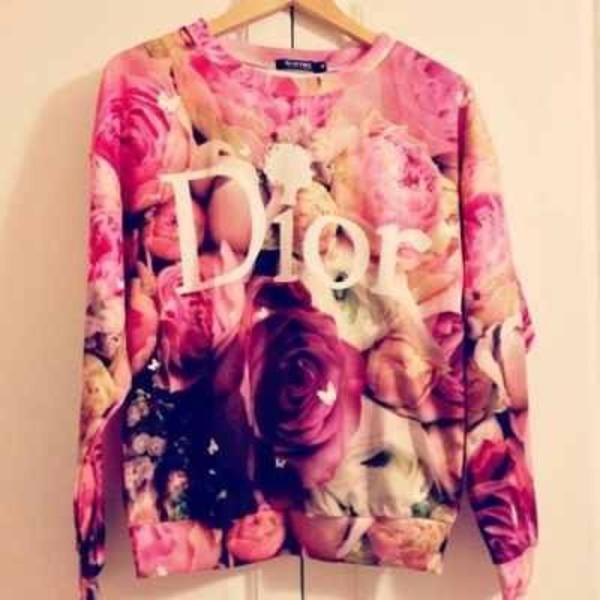 sweater dior