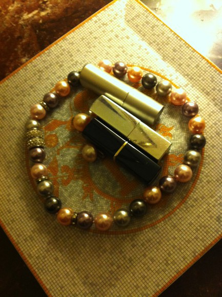 pearl pearls jewels