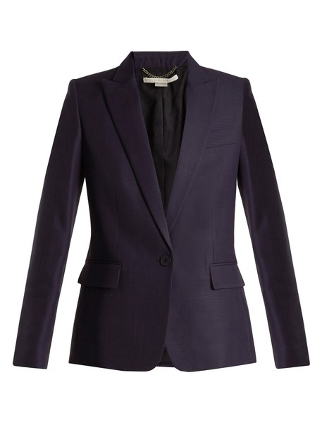 Stella McCartney jacket navy
