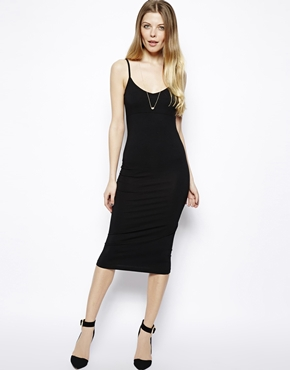 ASOS | ASOS Midi Cami Dress at ASOS