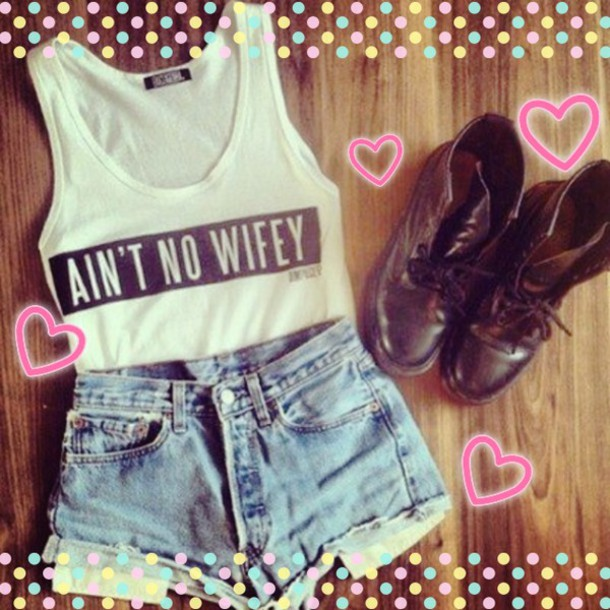 tank top awesomness