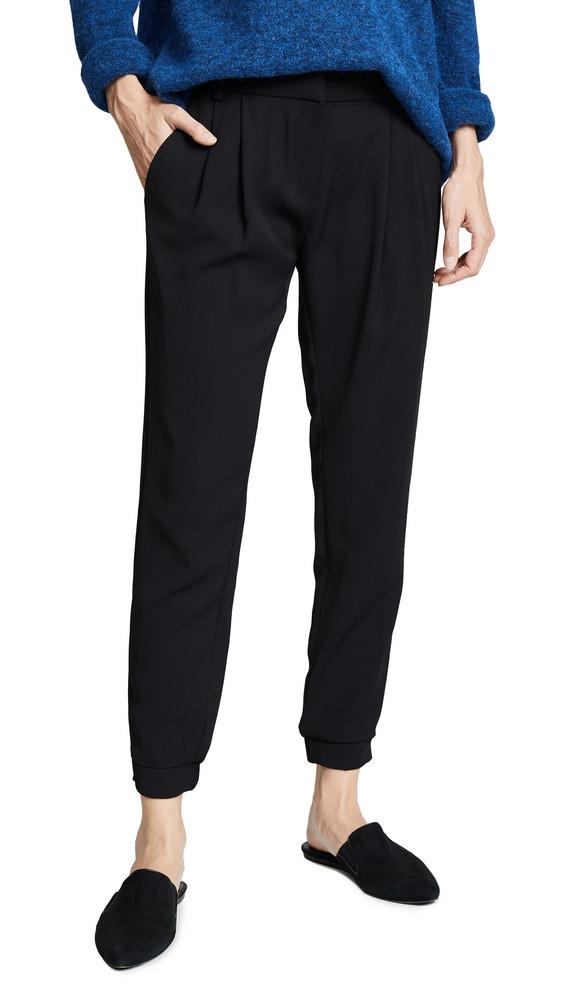 Parker Morgan Pants in black
