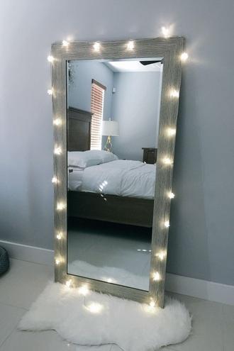 home accessory mirror bedroom