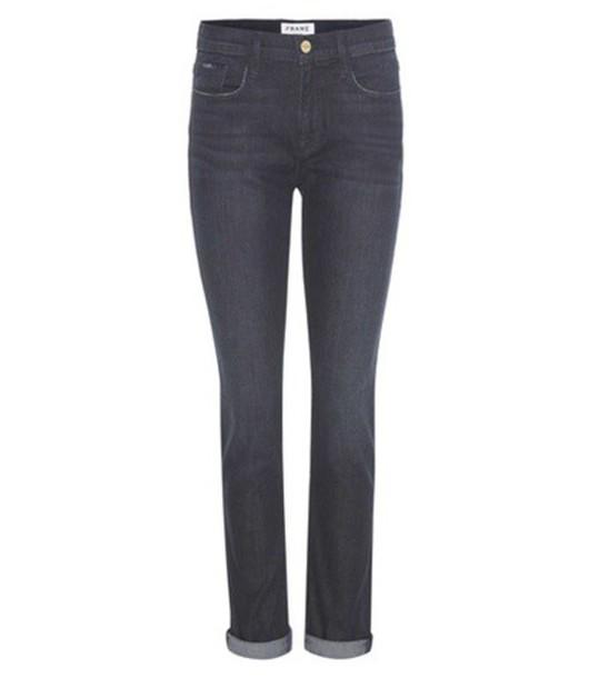 Frame Le Garcon Jeans in blue