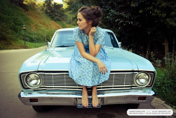 dress baby blue baby blue dress blue zoey deutch blue dress