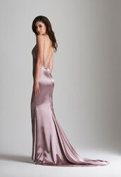 dress,long dress,evevardar,prom dress,silk-satin,silk satin pink,silk satin dress,formal dress,elegant dress,designer dress,long train dress,long evening dress,date outfit,date dress,holiday dress