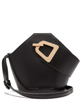 mini,bag,shoulder bag,leather,black